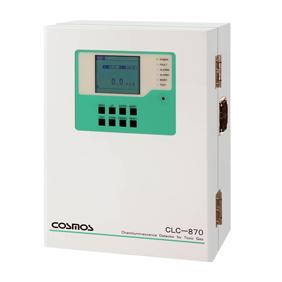 アルシンガス用化学発光方式ガス検知警報器