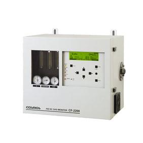 FID方式ガス検知警報器