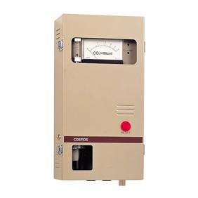NDIR(非分散赤外線式)二酸化炭素検知警報器