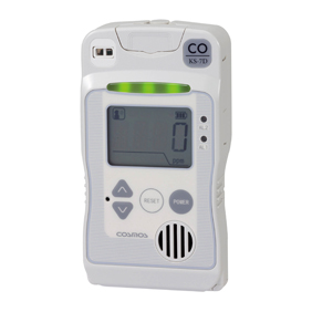 一酸化炭素検知警報器