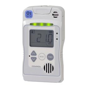 酸素検知警報器