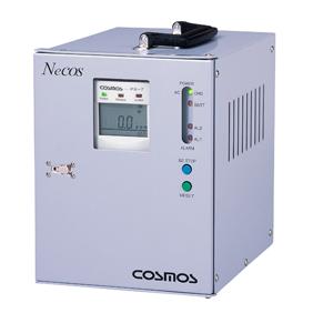可搬卓上型ガス検知警報装置