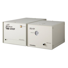 [都市ガス用]付臭剤濃度測定装置