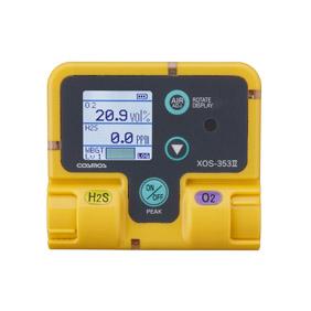 酸素・硫化水素計