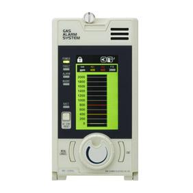 可燃性ガス用(高感度)一点式ガス警報器