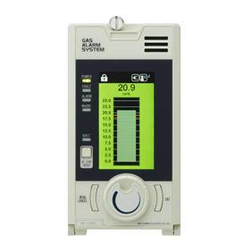 酸素用 一点式ガス検知警報器